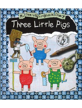 Diary Three Little Pigs