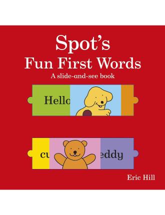 Spot's Fun