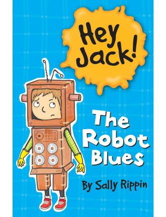 Hey Jack The Robot Blues
