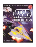 Star Wars Folded Flyers $25.99