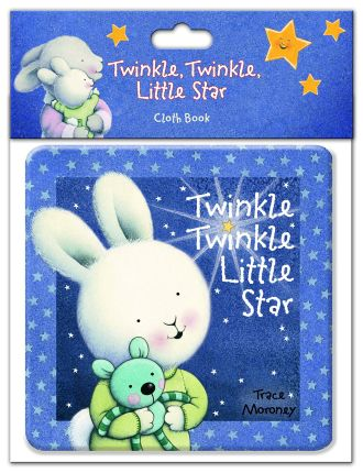 Twinkle Twinkle Little Star Cloth Book