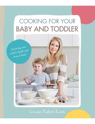 Baby And Toddler Food Cookbook