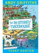 The 26 Storey Treehouse $12.99