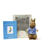 Tale Of Peter Rabbit: Peter Rabbit Book & Toy $24.99