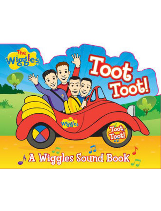 The Wiggles: Toot! Toot! (Sound Book)