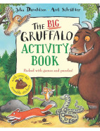 The Big Gruffalo Activity Book $9.99