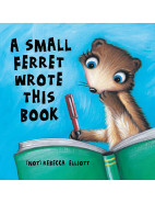 A Small Ferret Wrote This Book $13.99