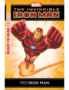 Marvel Ready-To-Read Level 1 This Is Iron Man $6.99