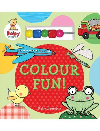 Baby Steps Colour Fun