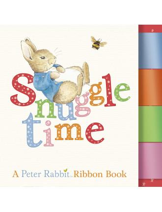 Snuggle Time: A Peter Rabbit Ribbon Book