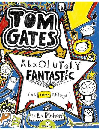 Tom Gates 5: Is Absolutely Fantastic (At Some Things)