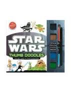Star Wars: Thumb Doodles $19.99