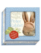 Night Night Peter Rabbit Cloth Book $19.99