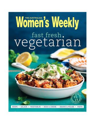 Fast Fresh Vegetarian