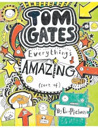 Tom Gates 3: Everythings Amazing