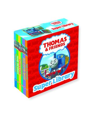 Thomas The Tank Engine Super Pocket Library