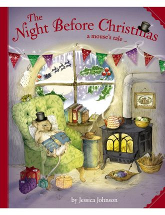 The Night Before Christmas (Pop-Up)
