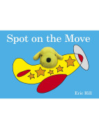Spot On The Move: Finger Puppet Book $16.99