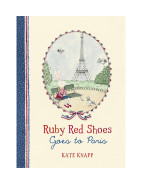Ruby Red Shoes Goes To Paris $19.99