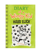 Diary Of A Wimpy Kid Book 8: Hard Luck $17.99