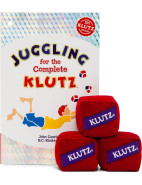 Juggling For The Complete Klutz $14.99