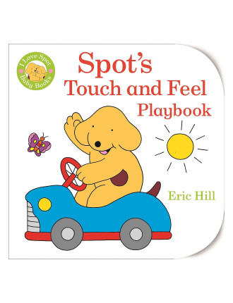 Spot: Spot's Touch And Feel Playbook