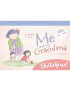 Little Book About Me & My Grandma Sketchpad $12.95
