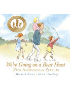 We're Going On A Bear Hunt Board Book $14.95