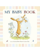 Guess How Much I Love You My Baby Book $24.95