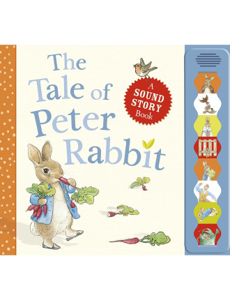Tale Of Peter Rabbit: A Sound Story Book