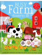 Pop-Up & Find: My Busy Farm $14.95