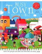 Pop-Up & Find: My Busy Town $14.95