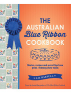 The Australian Blue Ribbon Cookbook $39.99