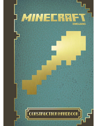 Minecraft Handbook #4: Construction
