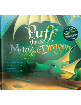 Puff The Magic Dragon With Cd