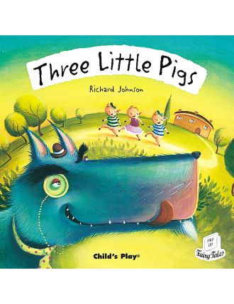 Three Little Pigs - Fairy Tale