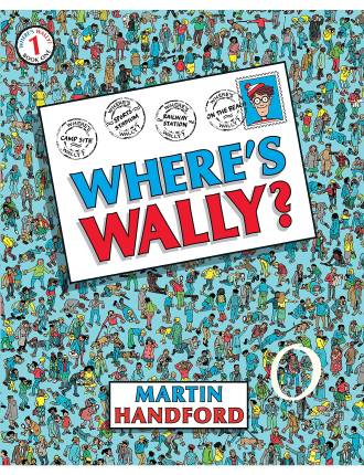 Where's Wally? Classic Edition