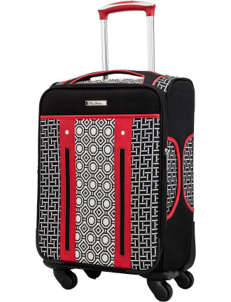 Patchwork 48cm Trolley Case