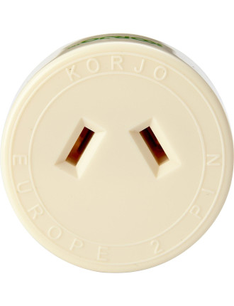 Adaptor For Europe - Italy & Switzerland