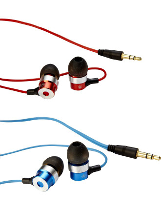 Ear Buds - Assorted Colours