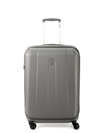 Helium Shadow 4 Double WheelExpandable Medium Trolley Case