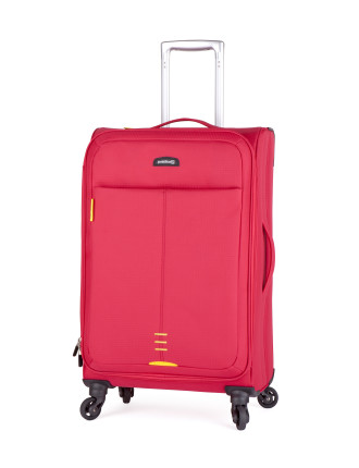 Featherweight 4 Wheel Medium Trolley Case