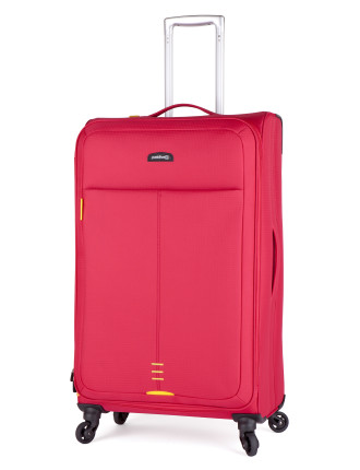 Featherweight 4 Wheel Large Trolley Case