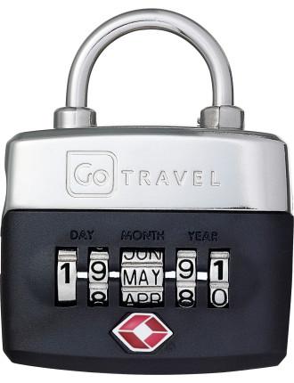 Tsa Birthday Lock