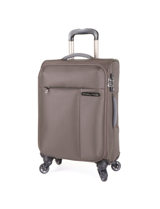 Slide Safe Rfid 55cm Cabin Trolley Case
