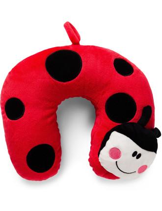 Squinchy Pillow Kids Ladybug