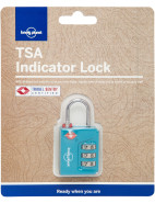 Tsa Combo Lock With Indicator $22.95