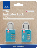 Tsa Combo Lock With Indicator ( 2 Pack ) $39.95