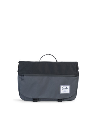 Pop Quiz Messenger Bag