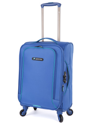 Airolite 4w Expandable 55cm Carry On Trolleycase